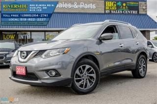 Used 2016 Nissan Rogue SL for sale in Guelph, ON