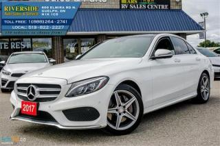 Used 2017 Mercedes-Benz C-Class C300 4MATIC for sale in Guelph, ON