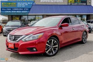 Used 2017 Nissan Altima 2.5 SR for sale in Guelph, ON