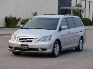 Used 2009 Honda Odyssey POWERED DOORS,EX,ALLOY RIMS,LOADED,1-OWNER,CERTIFI for sale in Mississauga, ON