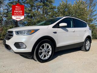 Used 2017 Ford Escape SE *SYNC - REAR CAMERA - PWR HTD SEATS - CARPLAY* for sale in Winnipeg, MB