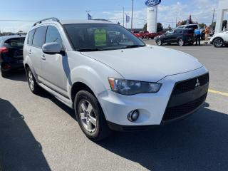 Used 2010 Mitsubishi Outlander LS - AWD, SEAT HEAT, AIR CONDITIONING for sale in Kingston, ON