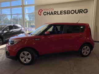 Used 2017 Kia Soul LX - Automatique for sale in Québec, QC
