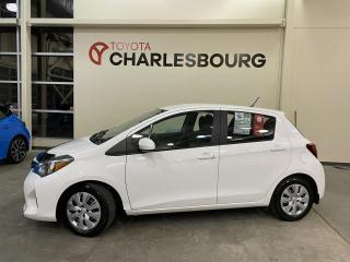 Used 2016 Toyota Yaris Hatchback LE - Automatique for sale in Québec, QC