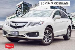 Used 2017 Acura RDX Elite at Dealer Serviced| Top Of The Line| Remote for sale in Thornhill, ON