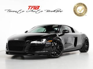 Used 2012 Audi R8 4.2 V8 430HP I 6-SPEED I 21 IN WHEELS for sale in Vaughan, ON
