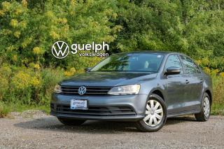 Used 2015 Volkswagen Jetta TRENDLINE+ Heated Seats, Satellite Radio, Backup Camera for sale in Guelph, ON