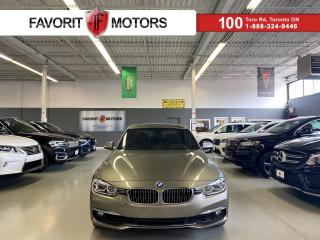 Used 2016 BMW 3 Series 328i xDrive|AWD|NAV|SUNROOF|LEATHER|HEATED SEATS|+ for sale in North York, ON