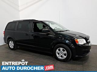 Used 2012 Dodge Grand Caravan SXT Stow&Go A/C - 7 Passagers for sale in Laval, QC