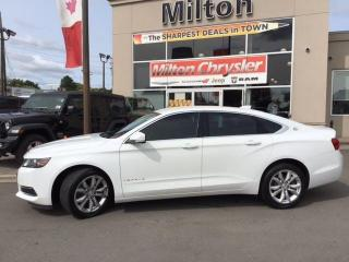 Used 2017 Chevrolet Impala LT 1LT for sale in Milton, ON