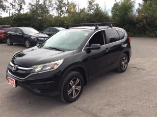 Used 2015 Honda CR-V AWD LX - BACK UP CAMERA! for sale in Ottawa, ON