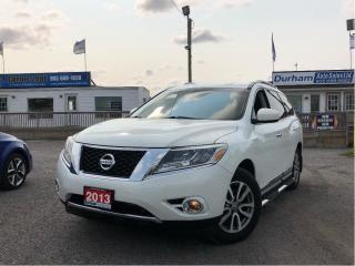 Used 2013 Nissan Pathfinder SL for sale in Whitby, ON