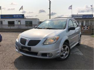 Used 2007 Pontiac Vibe for sale in Whitby, ON