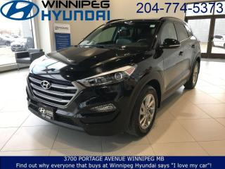 Used 2016 Hyundai Tucson Luxury for sale in Winnipeg, MB