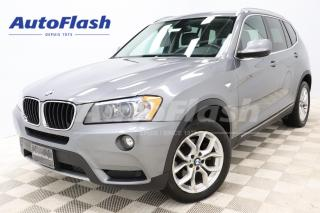 Used 2013 BMW X3 28i *Park-Assist *Toit-Pano-Roof for sale in Saint-Hubert, QC