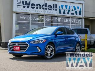 Used 2017 Hyundai Elantra GLS Roof/Auto 1 Owner for sale in Kitchener, ON
