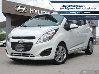 Used 2015 Chevrolet Spark 1LT for sale in North Vancouver, BC