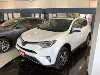 Used 2017 Toyota RAV4 XLE FWD for sale in Mississauga, ON