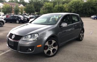 Used 2009 Volkswagen GTI 4dr HB Man for sale in Scarborough, ON