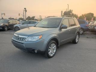 Used 2011 Subaru Forester 5dr Wgn Man 2.5X Touring for sale in Scarborough, ON