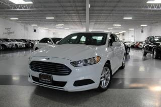 Used 2016 Ford Fusion SE I NO ACCIDENTS I REAR CAM I KEYLESS ENTRY I POWER OPTIONS for sale in Mississauga, ON