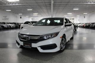 Used 2016 Honda Civic LX I NO ACCIDENTS I REAR CAM I HEATED SEATS I CRUISE I BT for sale in Mississauga, ON
