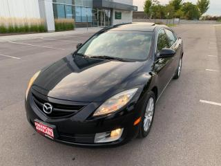 Used 2010 Mazda MAZDA6 4dr Sdn V6 Auto GS for sale in Mississauga, ON