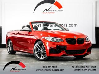 Used 2015 BMW 2 Series M235i Cabriolet|M-Performance|6-Speed Manual|Navigation|Prem for sale in Vaughan, ON