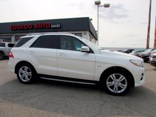 Used 2012 Mercedes-Benz ML-Class ML350 BlueTEC 4MATIC Navi Camera Panoramic Certified for sale in Milton, ON