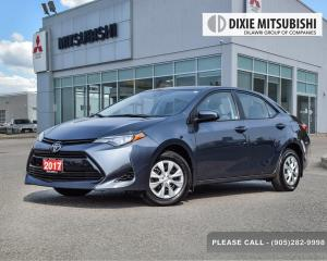 Used 2017 Toyota Corolla for sale in Mississauga, ON