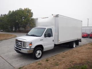 Used 2017 Ford Econoline E450 16 Foot Cube Van With Ramp for sale in Burnaby, BC