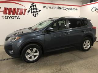 Used 2013 Toyota RAV4 AWD 4dr XLE for sale in St-Hubert, QC