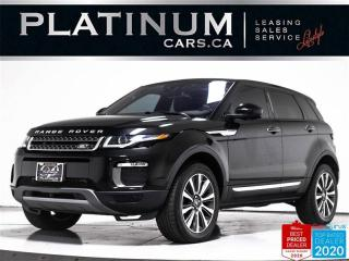 Used 2017 Land Rover Evoque HSE AWD, NAV, PANO, CAM, HEATED STEERING, SEATS for sale in Toronto, ON
