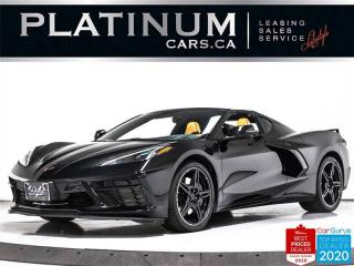 Used 2020 Chevrolet Corvette Stingray Z51, 2LT, GT2 BUCKET, NAV, HUD, CAM, VENT for sale in Toronto, ON