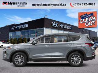 New 2020 Hyundai Santa Fe 2.4L Essential FWD  - $166 B/W for sale in Kanata, ON