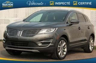 Used 2017 Lincoln MKC Sélect 4 portes TI for sale in Ste-Rose, QC