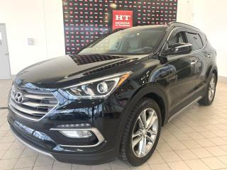 Used 2017 Hyundai Santa Fe Sport Limited Intérieur en cuir for sale in Terrebonne, QC