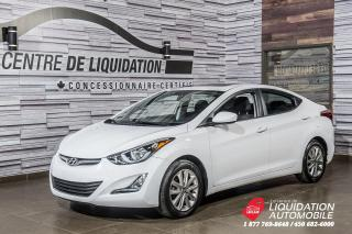 Used 2016 Hyundai Elantra Sport Appearance for sale in Laval, QC