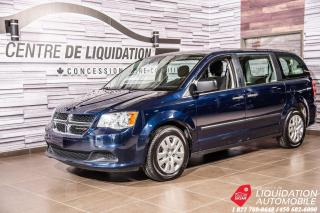 Used 2017 Dodge Grand Caravan Canada Value Package+GR ELECT for sale in Laval, QC