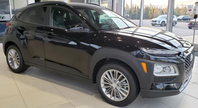 2021 Hyundai KONA 2.0L AWD Luxury