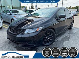 Used 2014 Honda Civic EX TOIT OUVRANT, MAGS, CAMÉRA DE RECUL B for sale in Blainville, QC