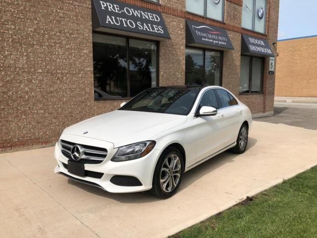 2017 Mercedes-Benz C 300 4Matic ""