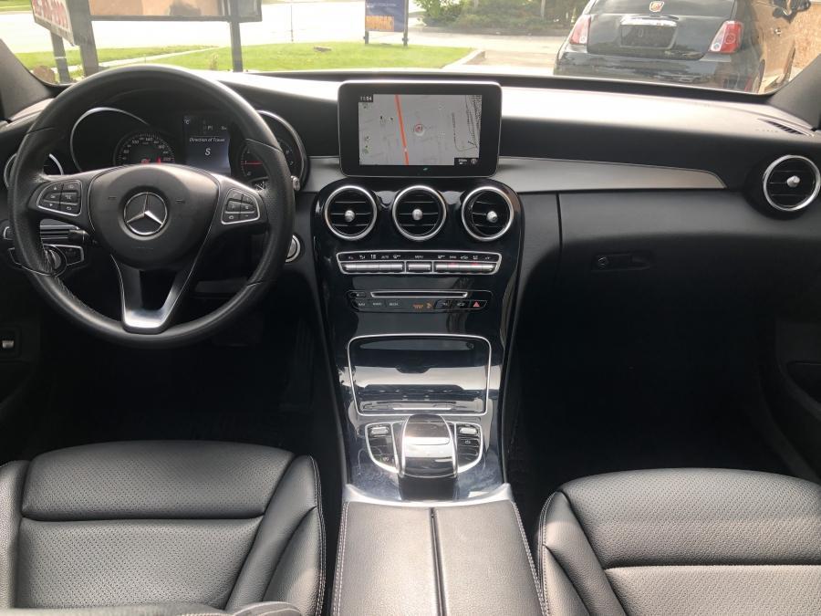 2017 Mercedes-Benz C 300