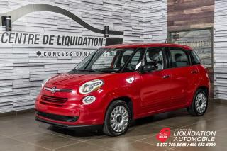Used 2014 Fiat 500 L POP+GR ELECTRIQUE+AIR CLIM for sale in Laval, QC