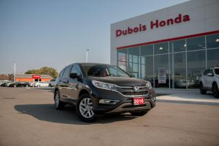 Used 2016 Honda CR-V EX AWD for sale in Woodstock, ON