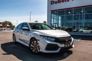 Used 2018 Honda Civic HB LX for sale in Woodstock, ON