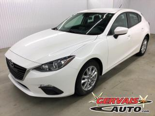 Used 2015 Mazda MAZDA3 GS Sport GPS MAGS CAMÉRA *Transmission Automatique* for sale in Trois-Rivières, QC