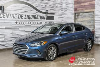 Used 2017 Hyundai Elantra GL for sale in Laval, QC