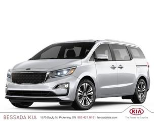 New 2021 Kia Sedona SX Tech for sale in Pickering, ON