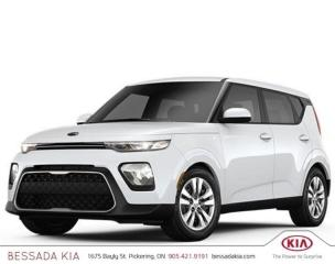 New 2021 Kia Soul LX IVT for sale in Pickering, ON
